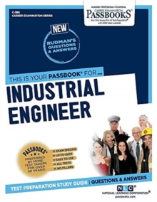 Industrial Engineer, Paperback / softback Book