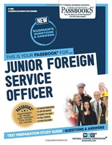 Junior Foreign Service Officer, Paperback / softback Book