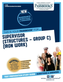 Supervisor (Structures-Group C)(Iron Work), Paperback / softback Book
