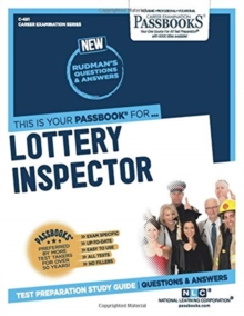 Lottery Inspector, Paperback / softback Book