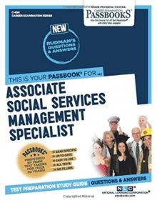 Associate Social Services Management Specialist, Paperback / softback Book