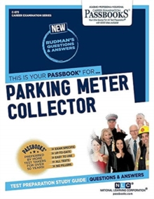 Parking Meter Collector, Paperback / softback Book