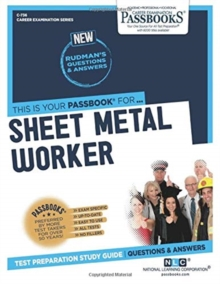 Sheet Metal Worker, Paperback / softback Book