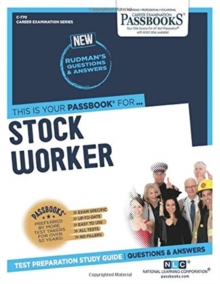 Stock Worker, Paperback / softback Book