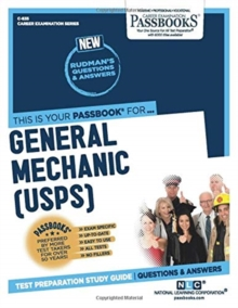 General Mechanic (USPS), Paperback / softback Book