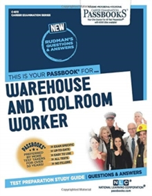 Warehouse and Toolroom Worker, Paperback / softback Book