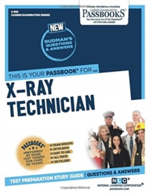 X-Ray Technician, Paperback / softback Book