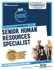 Senior Human Resources Specialist, Paperback / softback Book