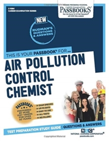 Air Pollution Control Chemist, Paperback / softback Book