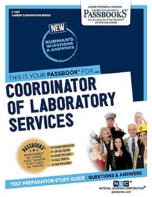 Coordinator of Laboratory Services, Paperback / softback Book
