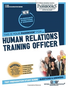 Human Relations Training Officer, Paperback / softback Book