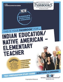 Indian Education -Elementary Teacher, Paperback / softback Book