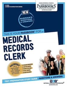 Medical Records Clerk, Paperback / softback Book