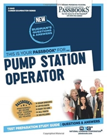 Pump Station Operator, Paperback / softback Book