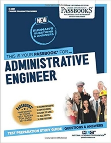 Administrative Engineer, Paperback / softback Book