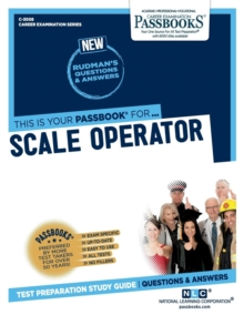 Scale Operator, Paperback / softback Book