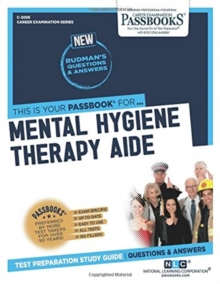 Mental Hygiene Therapy Aide, Paperback / softback Book
