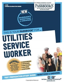 Utilities Service Worker, Paperback / softback Book