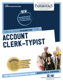 Account Clerk-Typist, Paperback / softback Book