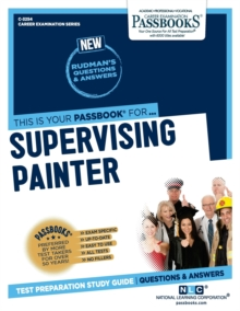 Supervising Painter, Paperback / softback Book