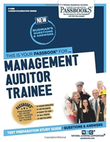 Management Auditor Trainee, Paperback / softback Book