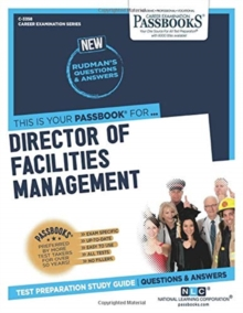Director of Facilities Management, Paperback / softback Book
