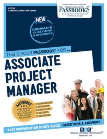 Associate Project Manager, Paperback / softback Book
