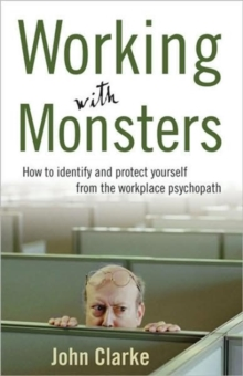 Working With Monsters, Paperback Book