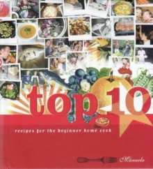 Top 10 : Recipes for the Beginner Home Cook, Hardback Book