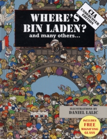 Where's Bin Laden : CIA Undercover Edition, Hardback Book