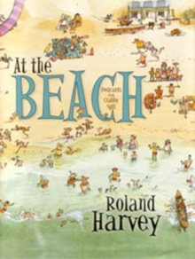 At the Beach, Paperback / softback Book