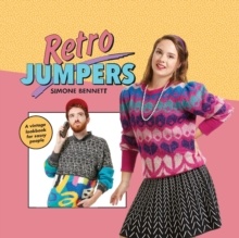 Retro Jumpers, Hardback Book