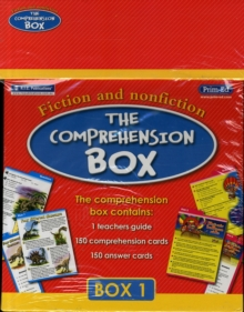 The Comprehension Box (Ages 7-8+), Mixed media product Book