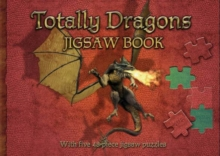 Totally Dragons Jigsaw Book, Hardback Book