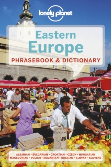 Lonely Planet Eastern Europe Phrasebook & Dictionary, Paperback Book