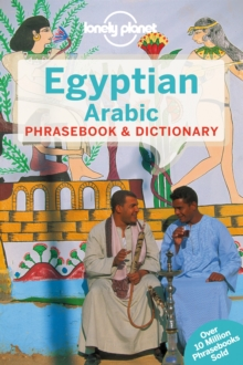 Lonely Planet Egyptian Arabic Phrasebook & Dictionary, Paperback / softback Book