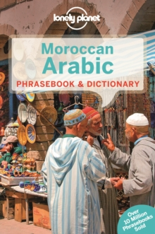 Lonely Planet Moroccan Arabic Phrasebook & Dictionary, Paperback / softback Book