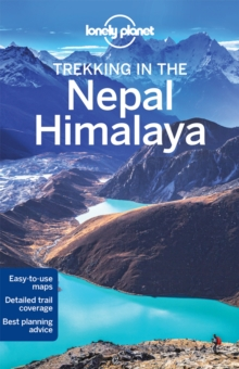 Lonely Planet Trekking in the Nepal Himalaya, Paperback Book