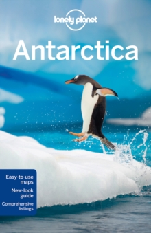 Lonely Planet Antarctica, Paperback Book