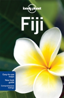 Lonely Planet Fiji, Paperback Book