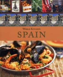 World Kitchen Spain, Paperback Book