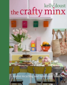 The Crafty Minx, Paperback Book