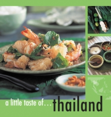 A Little Taste of Thailand, Paperback Book