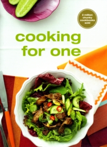 Cooking for One, Paperback Book