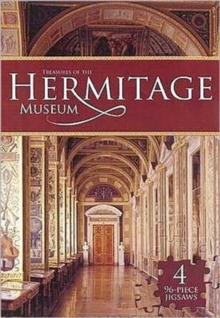 Treasures of the Hermitage Museum : Deluxe Jigsaw Book, Hardback Book