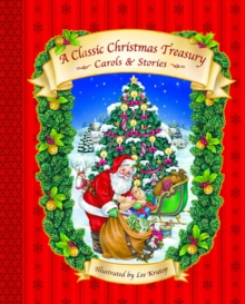 A Classic Christmas Treasury: Carols and Stories, Board book Book