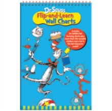 Dr Seuss Flip and Learn Wall Charts, Wallchart Book