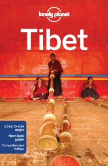 Lonely Planet Tibet, Paperback Book