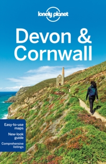 Lonely Planet Devon & Cornwall, Paperback Book