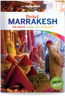 Lonely Planet Pocket Marrakesh, Paperback Book
